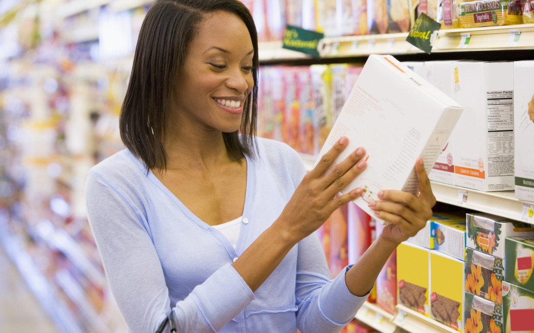 Mastering Food Labels Part 1: Nutritional Facts