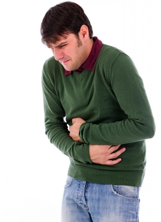 man-with-abdominal-pain